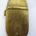 Brass case - 17th. century