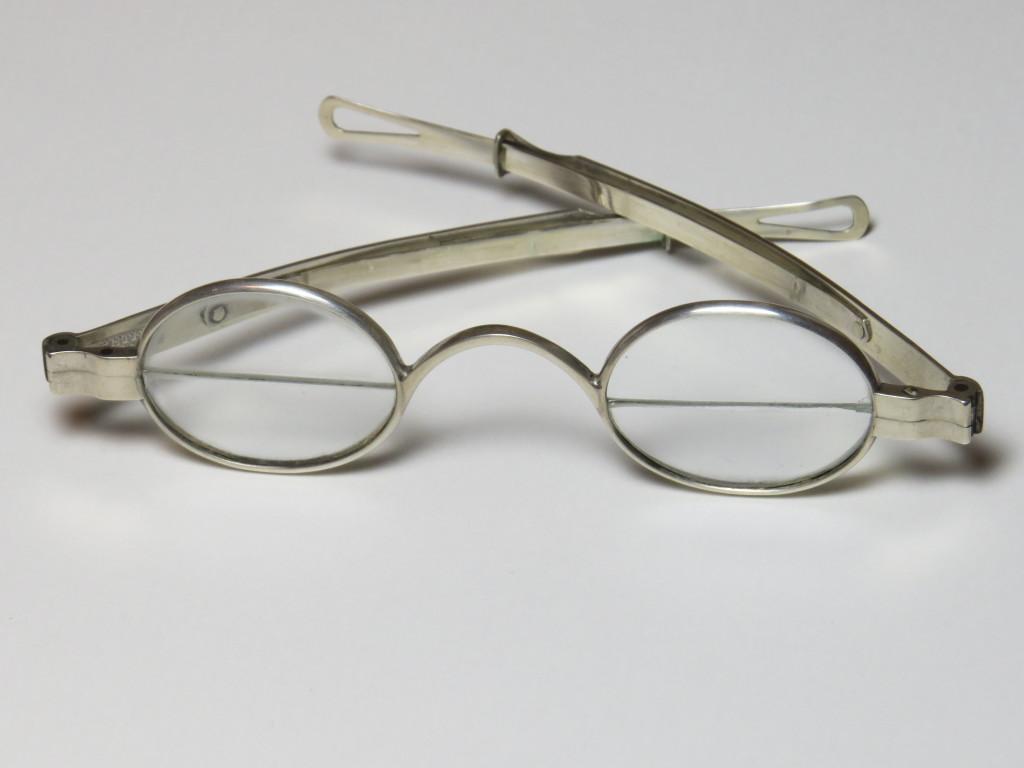 Silver - Franklin bifocals - Beautiful