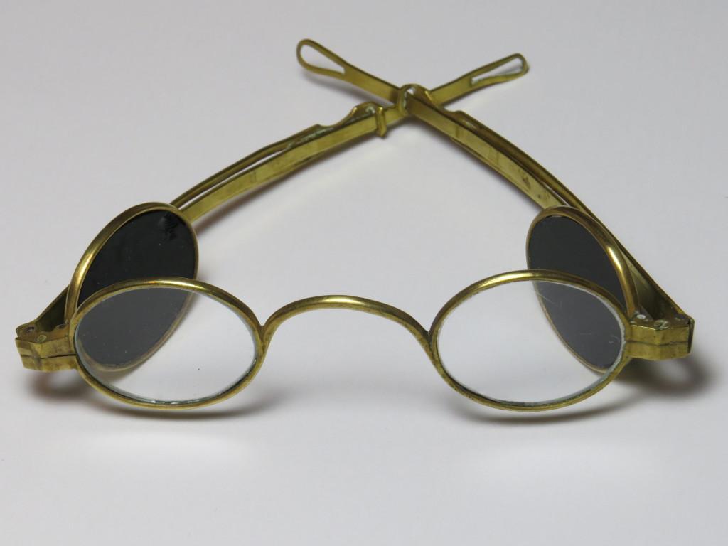 Four lens - Brass - Rear lenses tinted
