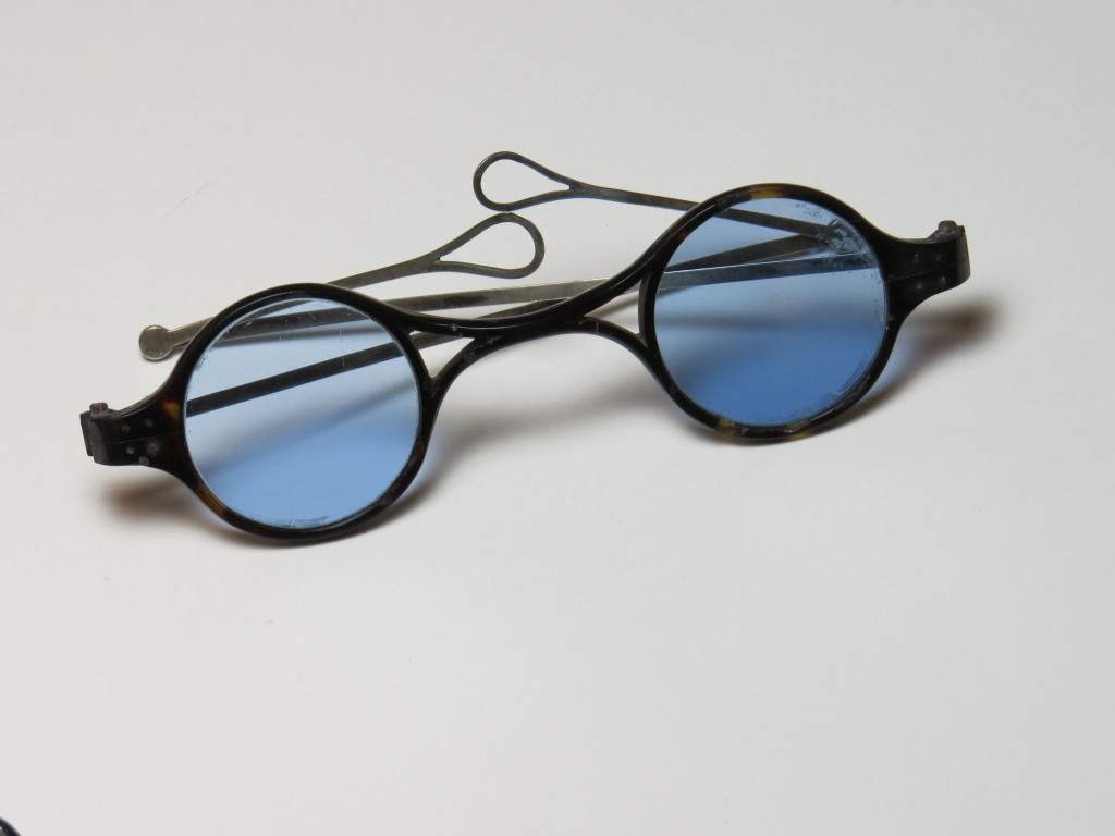 Tortoiseshell - Silver temples. Quite a work of art