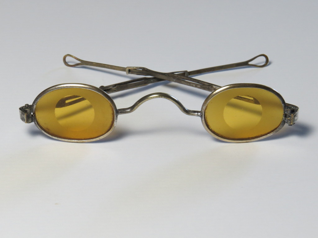 Silver Shooting Spectacles